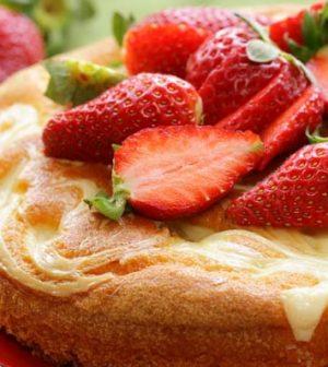 Torta Di Fragole E Mascarpone Cucinatuttigusti