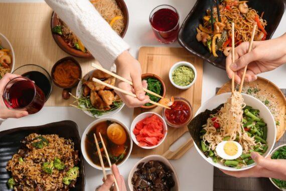 Top 5 piatti migliori per assaporare la cucina etnica